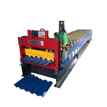 Trapezoidal+Sheet+Roll+Forming+Machinery