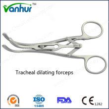 Instrumentos de broncoscopia Pinzas dilatadoras traqueales