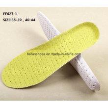 Mais recente Absorção de Choque Antibacteriano À Prova de Odor Absorver O Suor Respirável Sapatos de Desporto Confortável Palmilha (FF627-1)