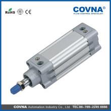 Cylindre pneumatique standard ISO6431 de la Série DNC