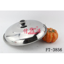 Stainless Steel Pot Cover (FT-3856)