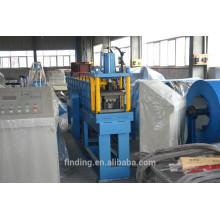 Canal furring dry wall roll formando máquina fábrica