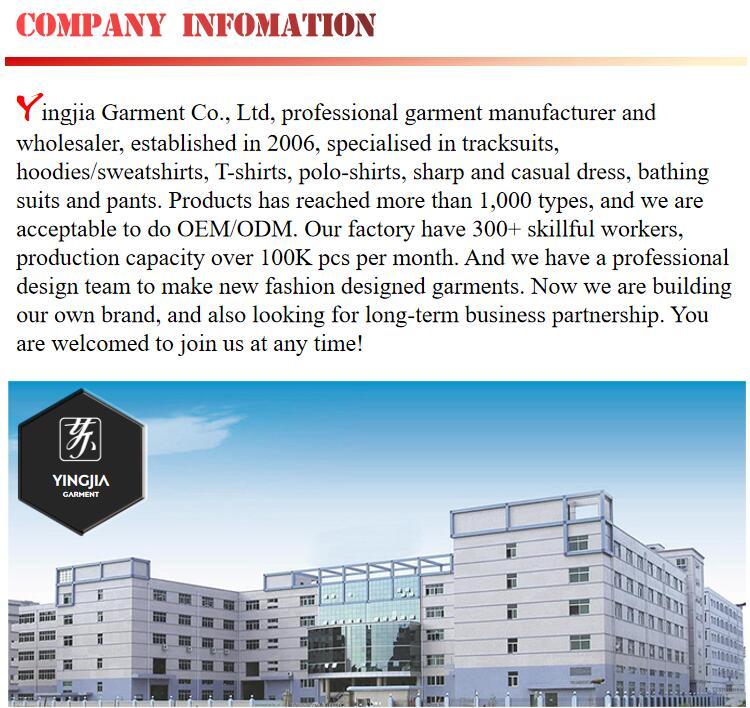 Garment Manufacturer Company info