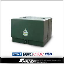 Однофазная колодка энергии 100kva установлен трансформатор электроэнергии