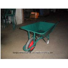 Roue de brouette Wb2200 de haute qualité de pièces de rechange d'outil de Shandong