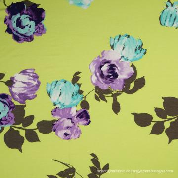 African Wax Prints Stoff für Kleidung Rayon Stoff