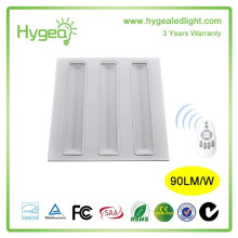 600 * 600mm 36w smd led grill lampe lampe à grille 3 ans Garantie