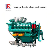 60Hz Natural Gas Diesel Fuel Dual Engine for Generator 320kw-1800kw
