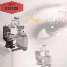 Silla óptica y soporte, tabla combinada, unidad oftálmica Pl-760