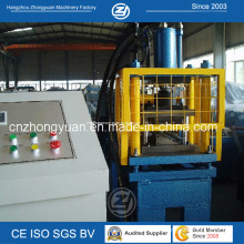 ISO Omega Rollenformmaschine