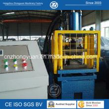 ISO Omega Roll formando la máquina
