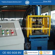 ISO Omega Roll formando máquina