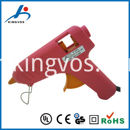 40W Best Glue Hot Melt Gun PA Material