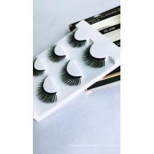 Оптовые 3D Поддельные ресницы Накладные ресницы 25мм ресницы частная марка