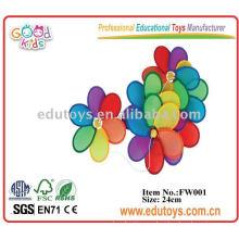 Модные высококачественные пластиковые игрушки для ветряных мельниц для детей
