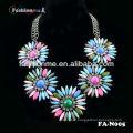 Hot statement necklace shourouk style necklace