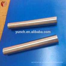 Grado Zr R60702 varilla de barra de circonio en el sitio web de Alibaba