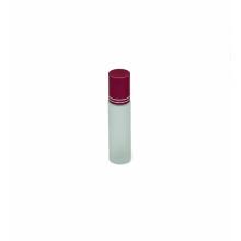 bouteille de rouleau de verre d'huile essentielle dépoli vide personnalisé 10ml