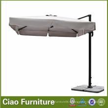 Прочная наружная мебель Сад Патио Мебель Солнцезащитный зонт