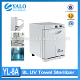 Wholesale price YL-8A Hot uv towel warmer sterilizer