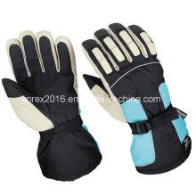 Inverno à prova de vento esportes luvas esportes equipamento moda quente ao ar livre