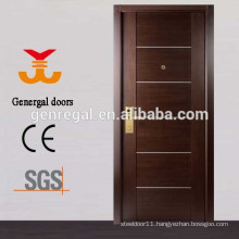 1 Hour Fire Rated Wooden doors for hotel rooms