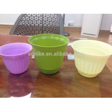 2015 new design plastic vase for sale