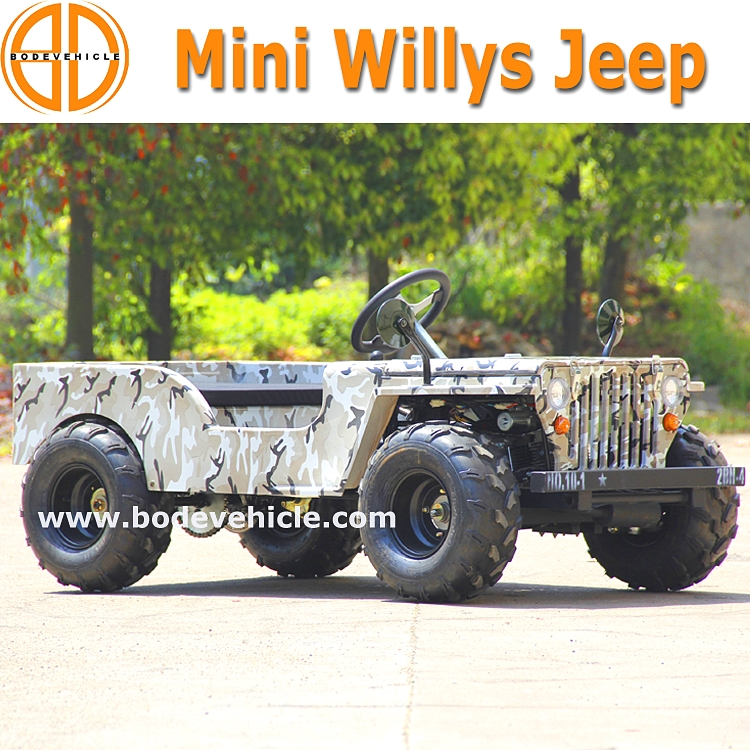 mini jeep-willys