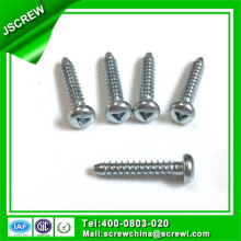 2,6 mm Tête auto-auto-auto-tige Trigonal Drive Self Tapping Screws for Toy