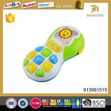 Brinquedo quente do bebê do telefone da venda