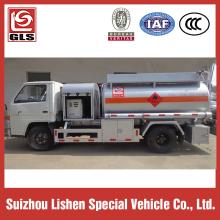 JMC 3650L Small Refueling Tanker Truck