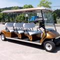 Großverkauf der Fabrik Gas Power 6-10 Sitze Golfwagen