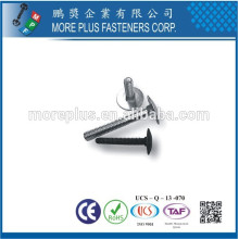 Made in Taiwan MIT parafusos quadrados parafusos MPF Step Bolts
