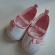 Vendita calda Baby Dress scarpe con Bowknot