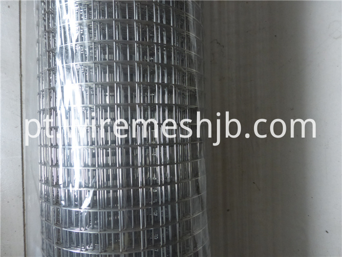 Welded Stainless Steel Mesh