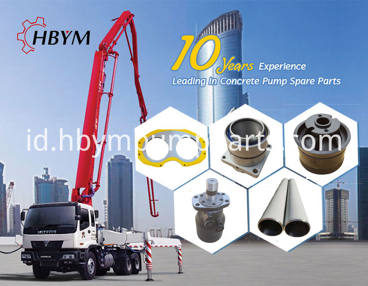 Concrete Pump Part