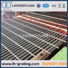 Verzinktem Stahl rosten für Stahlkonstruktion Plattform Boden