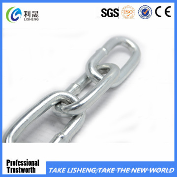 DIN5685c Iron Long Link Chains for Protection
