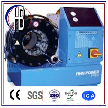 Advanced Finn Power Manual Finn Power P20 Hose Crimping Machine