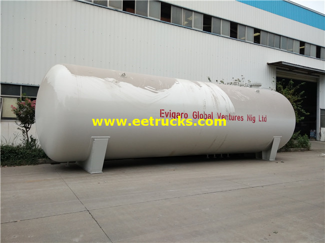 Used 150cbm LPG Bullet Tanks