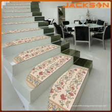 Tapete de escada de nylon impresso no hotel