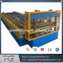 Hecho en China maquinaria de chapa ondulada de la máquina formadora de la máquina de chapa de acero corrugado
