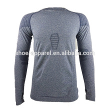 HERREN LANGARM TRAINING TOP KOMPRESSIONSHEMD COLORBURST