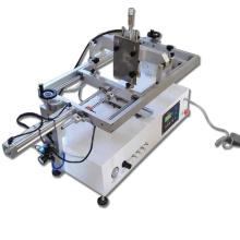 Máquina de impresión de pantalla lápiz automático con mesa