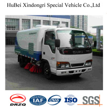 3.5cbm Isuzu Compact Road Sweeper Euro 3