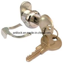 Zinc Cam Lock, boîte aux lettres Lock, USA Cam Lock (AL-017)
