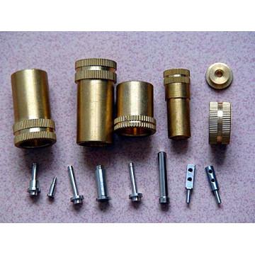 Usinage CNC auto inox / laiton Tournage des pièces