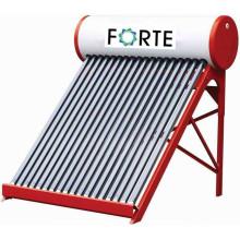Kompakt-Druck-Vakuumschlauch-Solarwarmwasserbereiter 300L