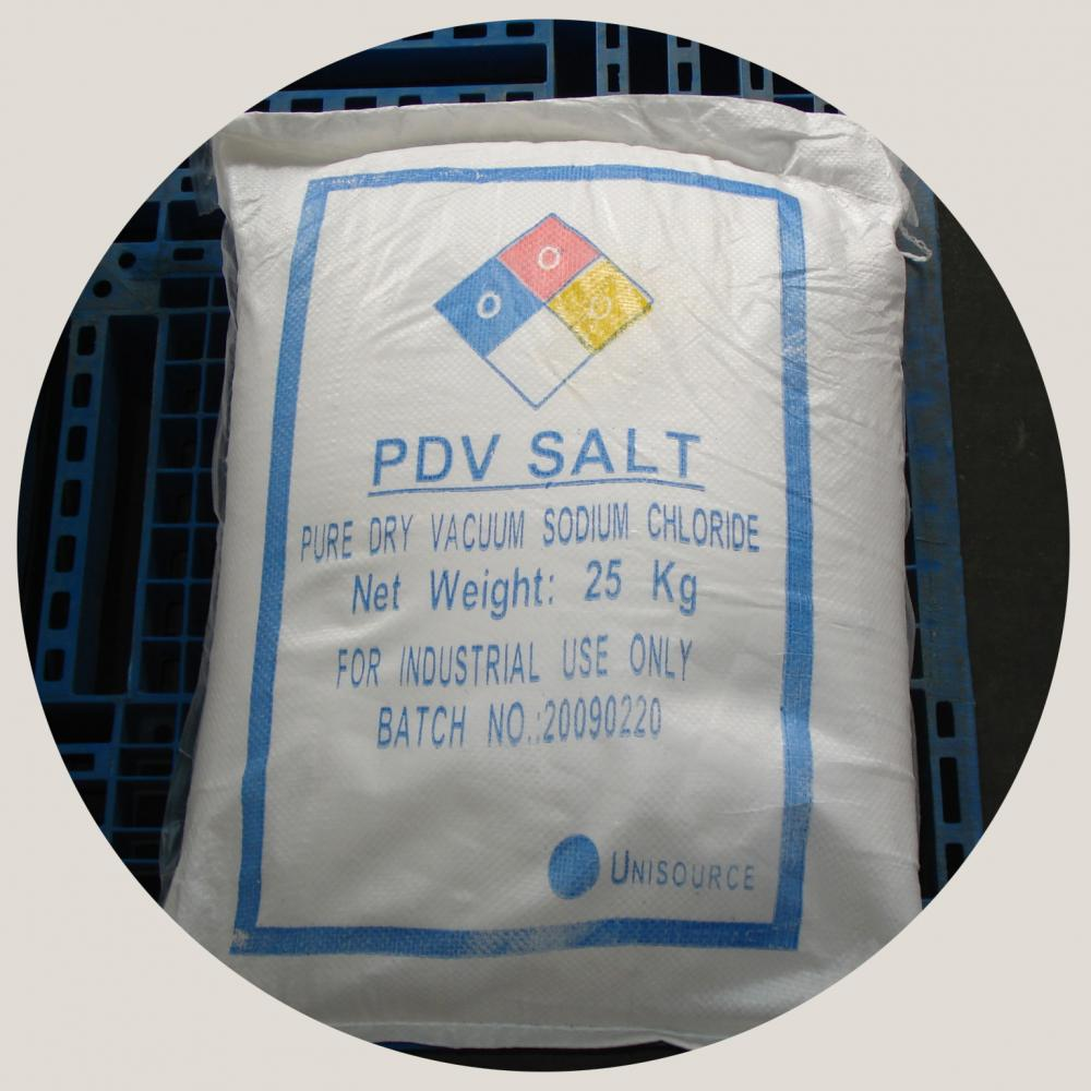 25kg Pdv Salt Packing