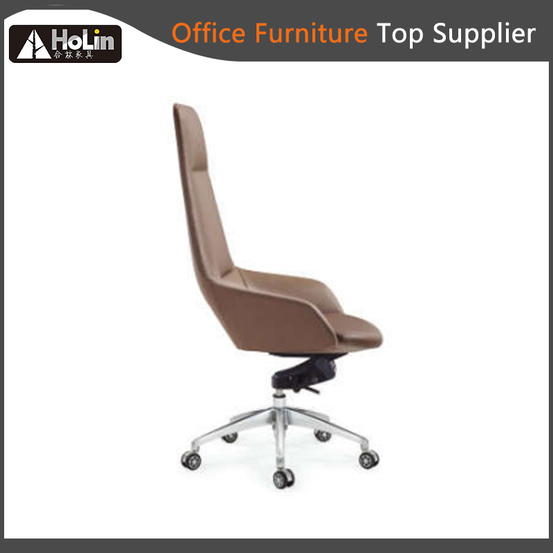 Armrest Pu Leather Leisure Office Chair